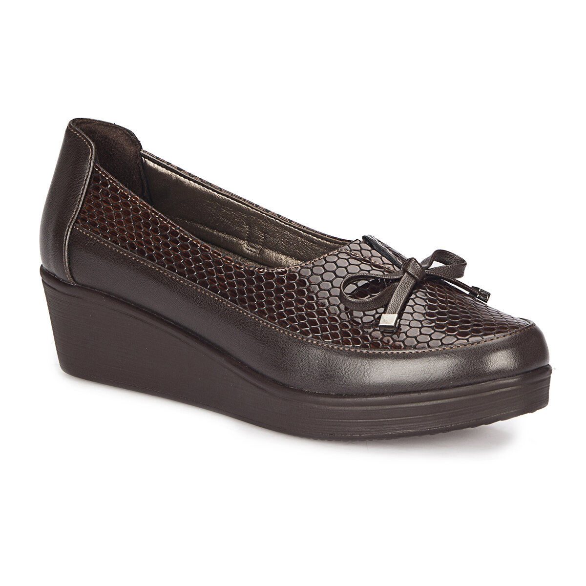 FLO 72. 158073.Z Brown Women 'S Shoes Polaris