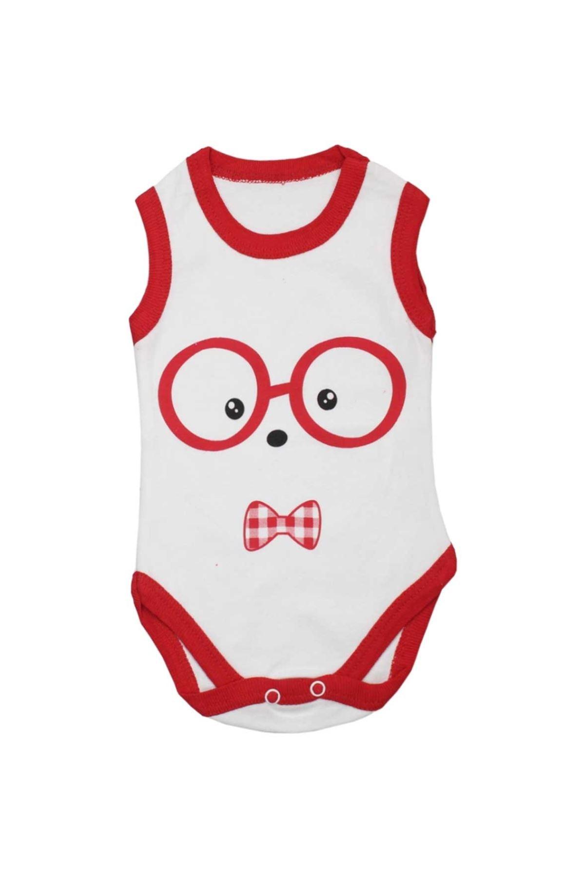 Modakids Baby Boy Printed Snaps Bady 071-042-027