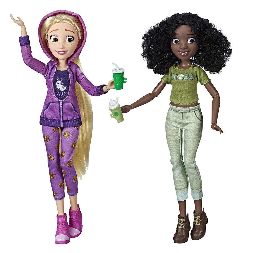 Game Set Disney Princess Rapunzel And Tiana-Ralph Against The Internet