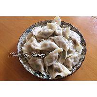 老福州风味//笋干猪肉饺(附笋干泡发的方法)的做法图解10
