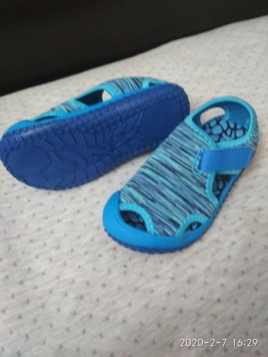 -- Meninos Sandálias Crianças