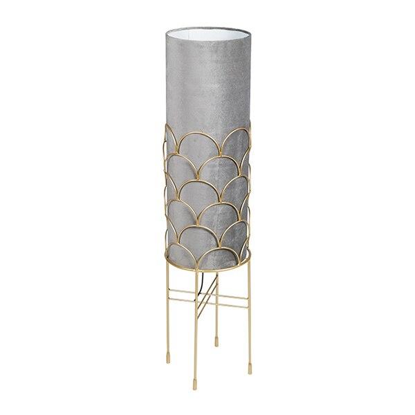 Floor Lamp (25 X 105 X 25 Cm) Iron