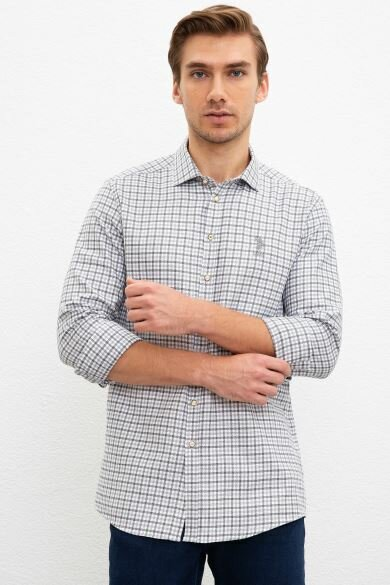 U.S. POLO ASSN. Square Slim Shirt