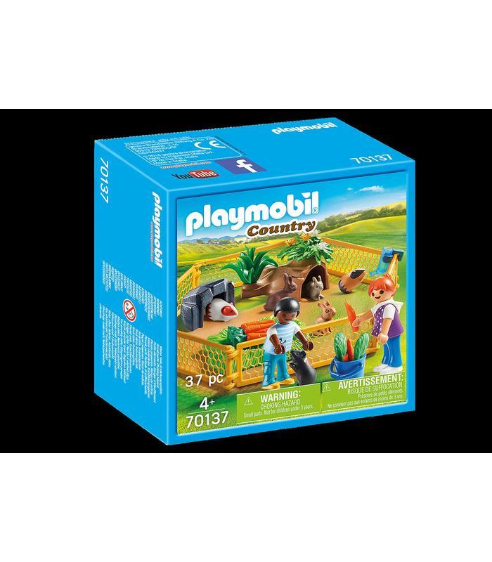 Playmobil 70137 Enclosure Animal Farm Toy Store