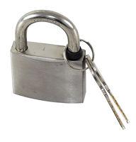 Cadeado de aço inoxidável 50mm 19150