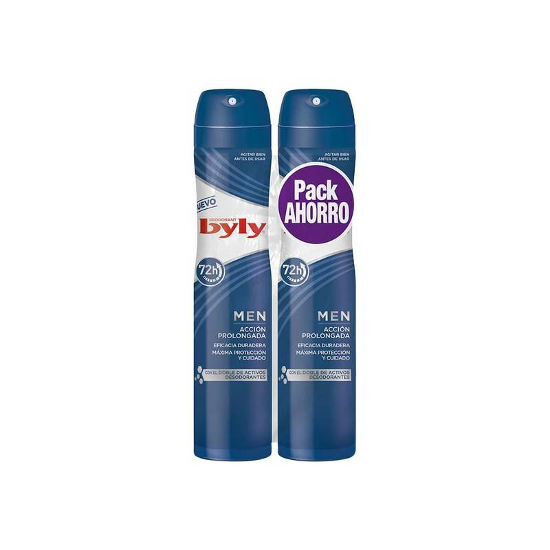 Deodorant Spray For Men Byly (2 Pcs)