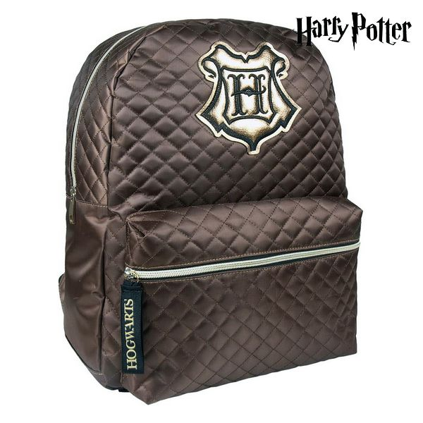 Casual Backpack Harry Potter 72766 Brown