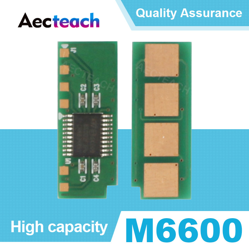 Aecteach Unlimited Toner Chip For Pantum P2500W P2505 M6200 M6500 M6505 M6600 M6607 PA-210 PC-211 PD-201 Permanent Chips