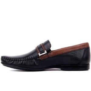 Image 3 - Segel Lakers Echtes Leder 2020 Männer Schuhe Casual Schuh Schwarz männer Schuhe Größe 39 45 Made in türkei