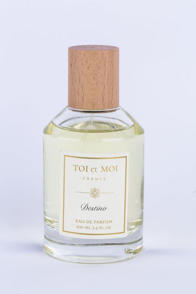 Toietmoi Destino Eau De Parfume By Toietmoi Women Parfum For Women 100 ML 3.4 FL. OZ