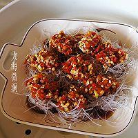#安佳食力召集,力挺新一年#蒜蓉粉丝蒸香菇的做法图解7