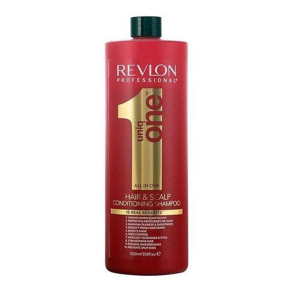 2-in-1 Shampoo And Conditioner Uniq One Revlon (300 Ml)