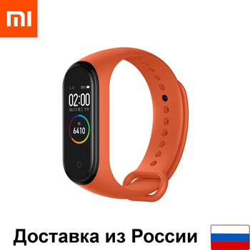 Fitness bracelet Xiaomi Mi Band 4 sports fitness tracker Bluetooth 5.0 le AMOLED wr50 mi fit physical activity monitoring
