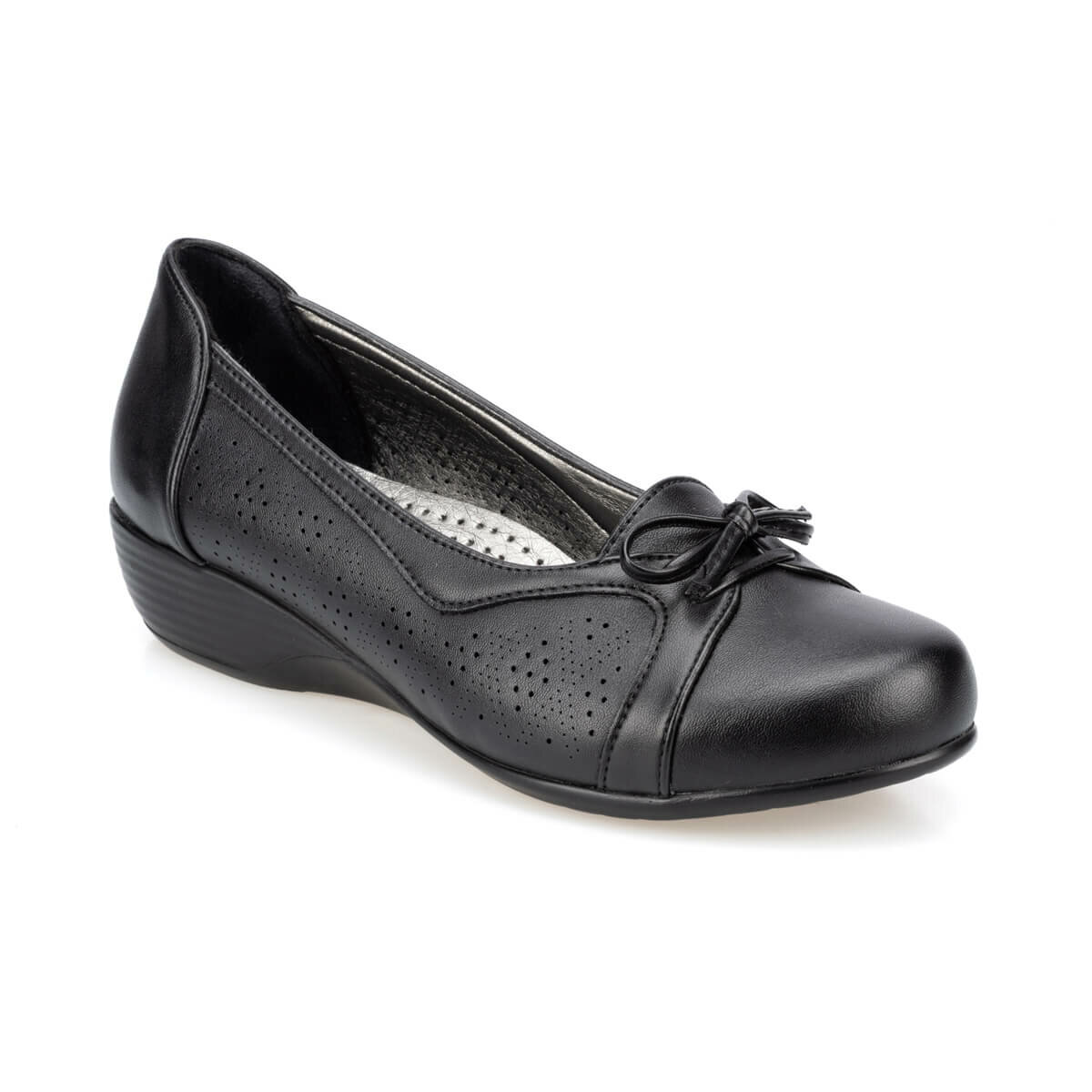 FLO 91.158479.Z Black Women 'S Classic Shoes Polaris