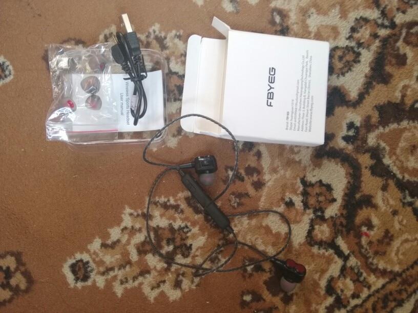 Wireless Bluetooth Earphone Wireless Headphones Double Driver Earbuds Bass Sport Four Speakers For Mobile Phone Surround Sound|Phone Earphones & Headphones|   - AliExpress