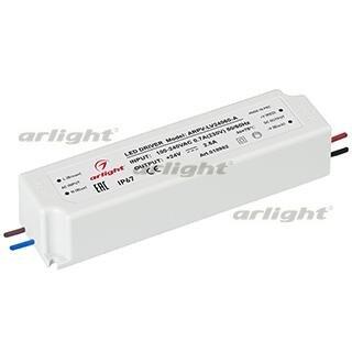 018982 Power Supply Arpv-lv24060-a (24V, 2.5A, 60W) Arlight Box 1-piece