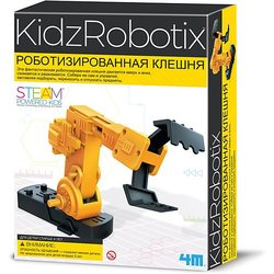 Set for robotics 4M Robotic claw