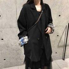 Early Autumn Korean Version 2019 New Design Sense Women Blazers and Jackets Casual Blazer Mujer Oversize Feminino