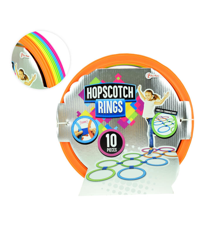 Rings Hopscotch Toy Store Articles Created Handbook