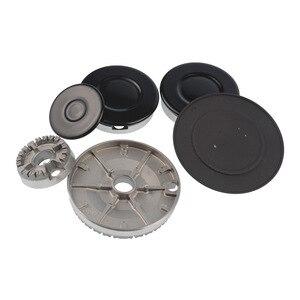 Image 1 - Универсальная газовая плита с длинным внутренним наконечником и комплект крышек