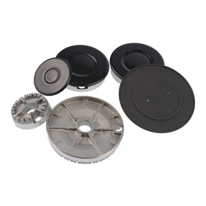 Image 1 - Universal Long Internal Boss Type Gas Hob Top Burner & Lid Kit