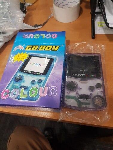 Players de jogos portáteis Clássico Console Internos