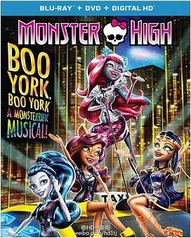 怪物高中之纽约