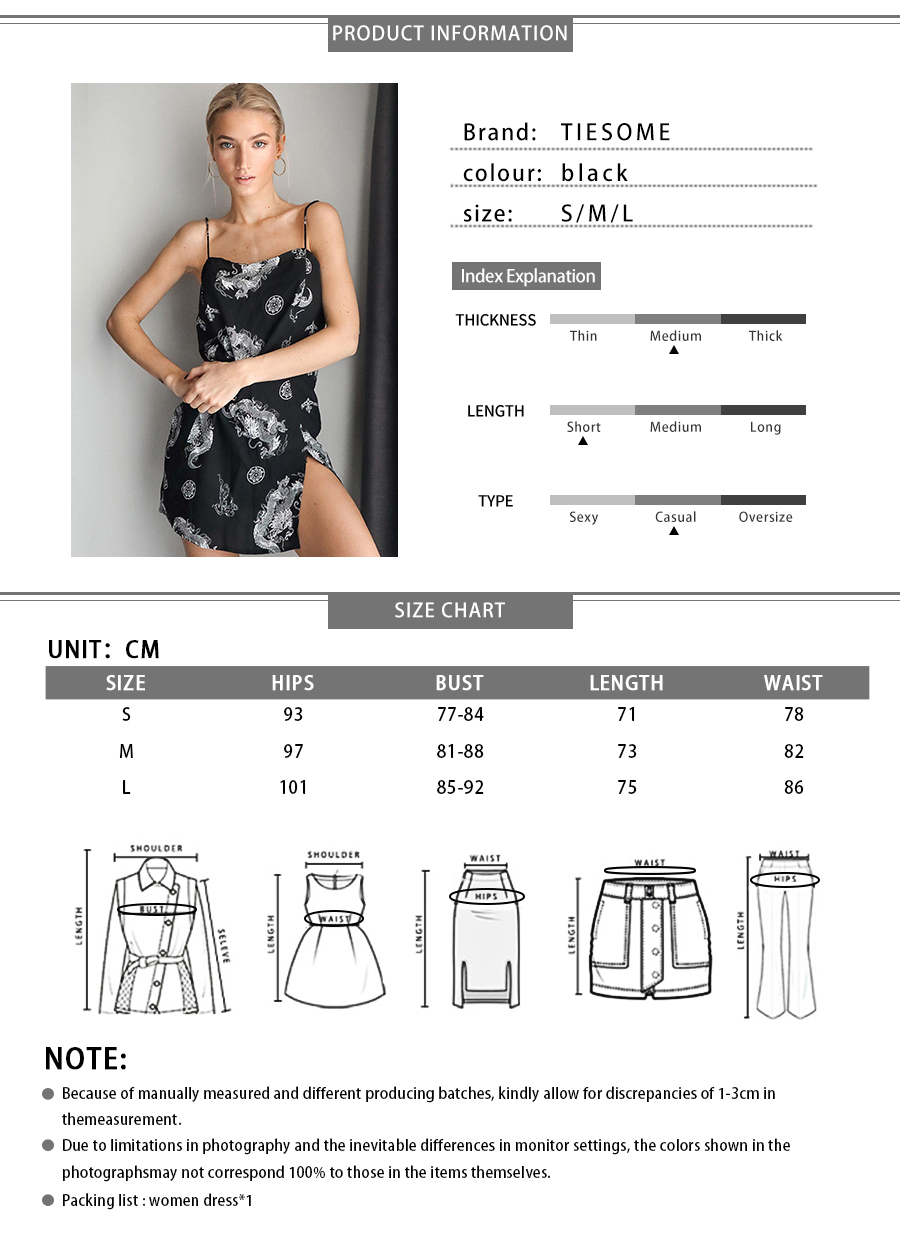 TIESOME 2020 Chinese Traditional Dress for Women Dragon Gothic Hem Split Sexy Mini Dresses Hollow Out Cheongsam Vintage Party 9