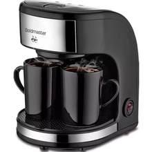 Goldmaster Zinde Gm-7331 Machine À Café Filtre/rapide et frais/boisson chaude/cafetière/bonne qualité 2 tasses cadeau
