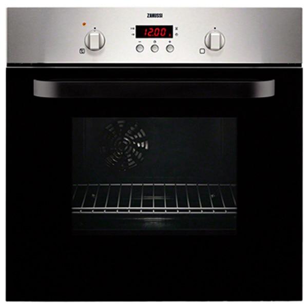Multipurpose Oven Zanussi ZOB442X 60 L 60 cm 1875W Silver|Ovens| |  - title=