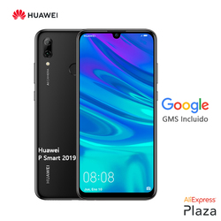 Huawei P Smart 2019 Smartphone (RAM 3GB,ROM 64GB,teléfono móvil,libre,nuevo,barato,google,android)[Versión Española Oficial]