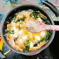西红柿裙带菜鱼丸汤的做法图解7