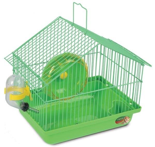Cage Triol YD-260 For Rodents, 22,5 х17х21, 5 Cm.