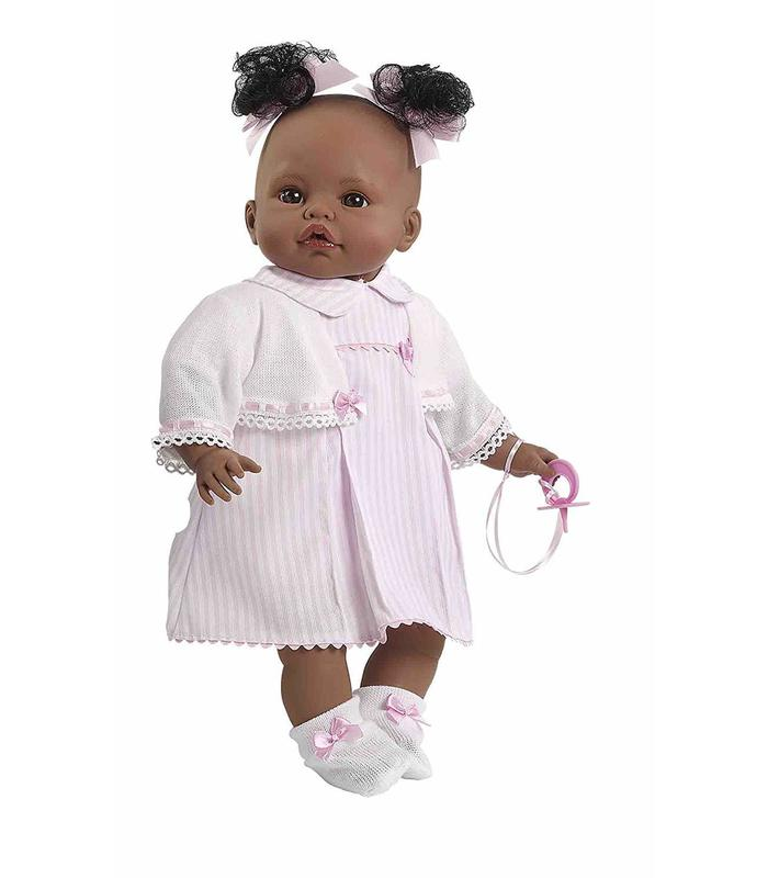 Doll Elegance 42cm Saira Pink C/Mechanism Toy Store