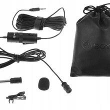 Микрофон петличный Boya BY-M1 (УЦЕНЁННЫЙ !!! БЕЗ УПАКОВКИ) (600 см, jack 3,5 мм) 126657