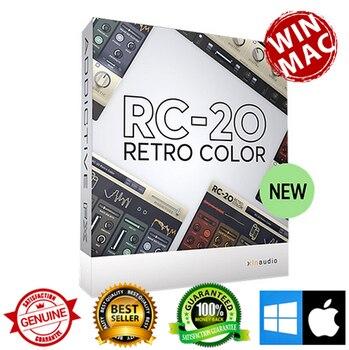 XLN Audio Retro Color RC-20 (Windows & Mac)