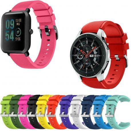 Recambio Para Correa Xiaomi Amazfit Stratos / Pace 2 / Bip Smartwatch Pulsera