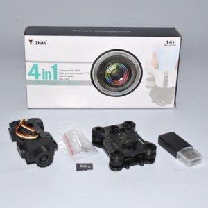 Camera HD 720p 2mpx for Drone Tarantula X6 with ptz Mount ORIGINAL