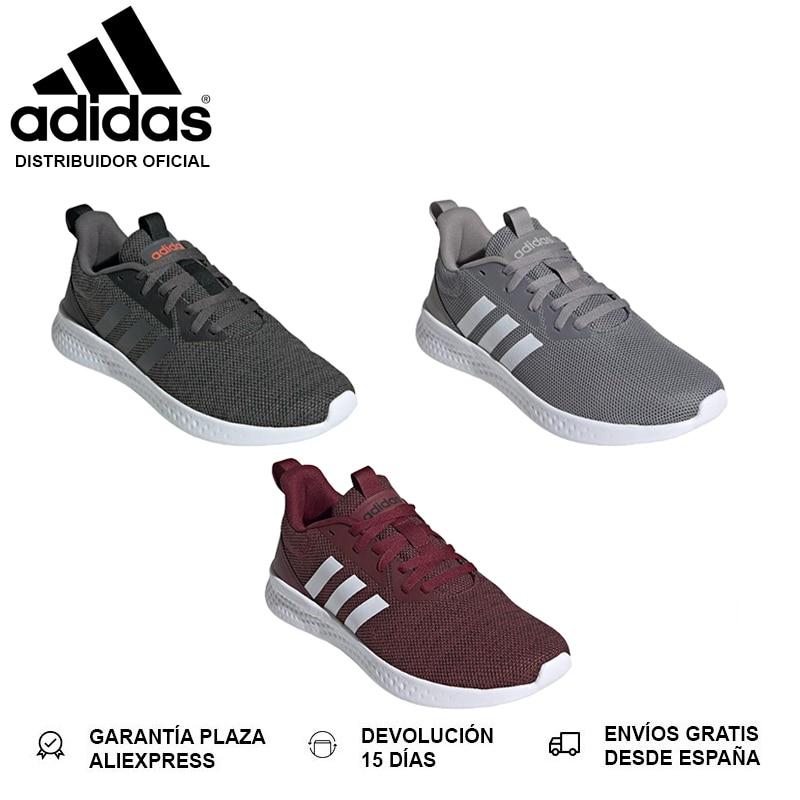 Adidas Puremotion, Zapatillas Running Hombre, Ajuste regular, Cierre cordones, Parte superior textil NUEVO ORIGINAL|Zapatillas de correr| - AliExpress