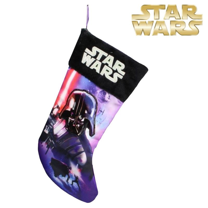 SD Toys Star Wars Christmas Stocking Darth Vader 45 cm