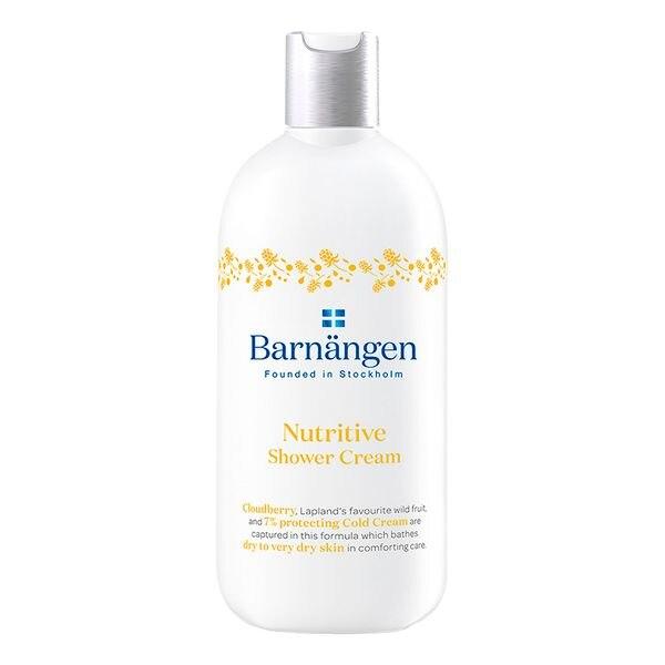 Shower Gel Nutritive Cold Barnängen (400 Ml)