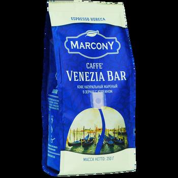 Кофе в зернах Venezia Bar 250г.