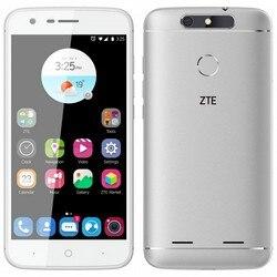 Smartphone ZTE V8 LITE 5 IPS HD Octa Core 16 GB 2 GB RAM White