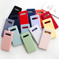 Case Original for Samsung, Xiaomi logo soft, with velvet backing, high quality soft to the touch