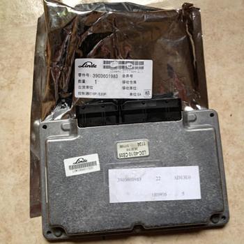 Wózek widłowy linde oryginalna część 3903601983 elektroniczna jednostka sterująca kontroler używane na 335-02 ciężarówka elektryczna E16 E20 części zamienne tanie i dobre opinie LARATH Europe electronic control unit assy LDC-40 10 3903606331 3903606348 3903601448 3903601449 3903601984 E16 E20-02