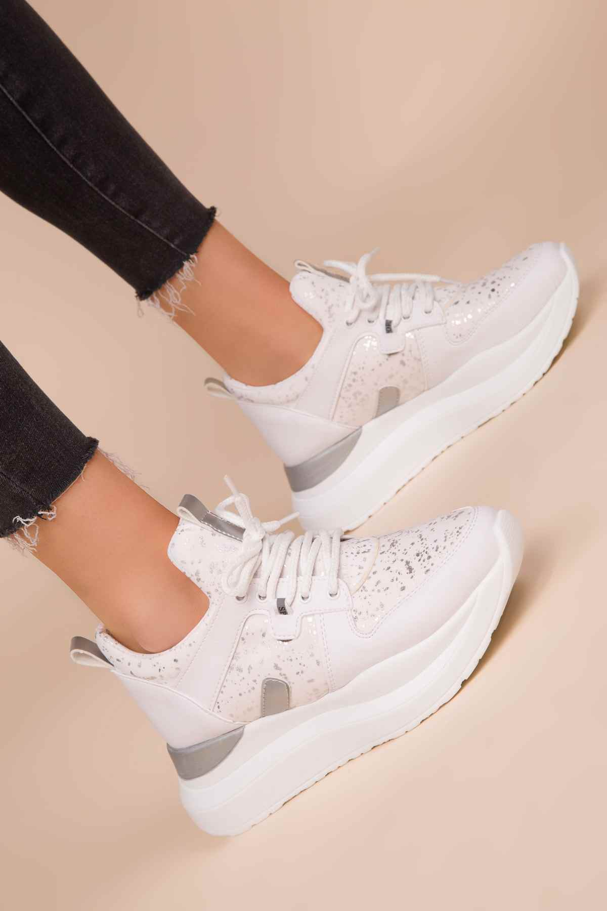 SOHO Women Fashion Chubby Sneaker