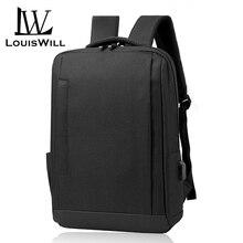 LouisWill Backpacks Man Laptop Backpack Waterproof Travel Backpack Bag