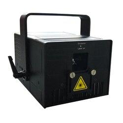 40 kb na sekundę 5W RGB pokaż system światła laserowego dla disco