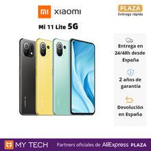 Xiaomi Mi 11 Lite 5G, Smartphone 8GB+128GB, AMOLED 6,55