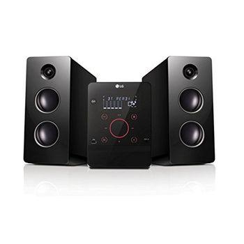Hi-fi LG CM2760 Bluetooth 160W Black